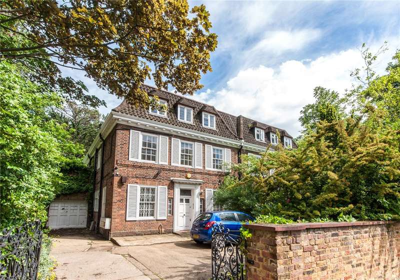 6 Bedrooms House for sale in Grove End Road, London, NW8