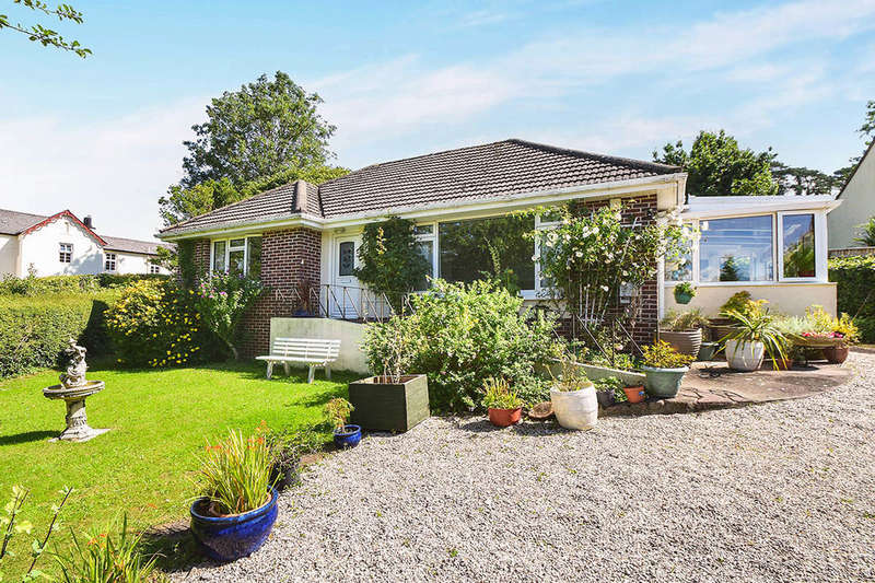 3 Bedrooms Detached Bungalow for sale in Totnes Road, Newton Abbot, TQ12