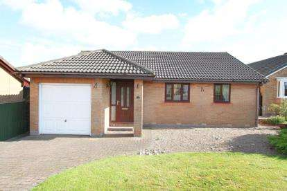 3 Bedrooms Bungalow for sale in Ridgeway West, Clowne, Chesterfield, Derbyshire