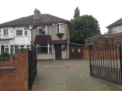 3 Bedrooms Semi Detached House for sale in Bromford Lane, Washwood Heath, Birmingham, West Midlands