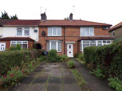 2 Bedrooms Terraced House for sale in Heybarnes Road, Small Heath, Birmingham