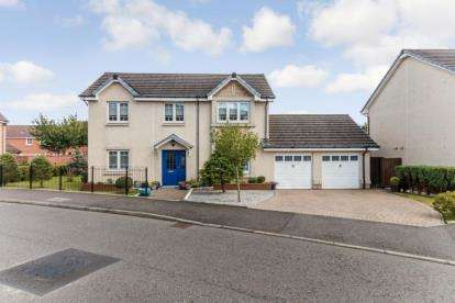 4 Bedrooms Detached House for sale in Tollbraes Road, Bathgate