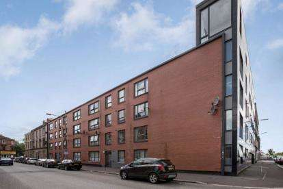 2 Bedrooms Flat for sale in Lorne Street, Glasgow, Lanarkshire
