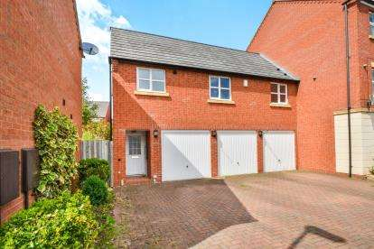1 Bedroom Flat for sale in West Street, Warsop, Nottinghamshire