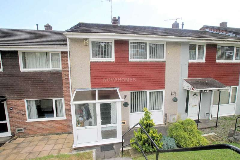 3 Bedrooms Terraced House for sale in Bradford Close, Eggbuckland, PL6 5SW
