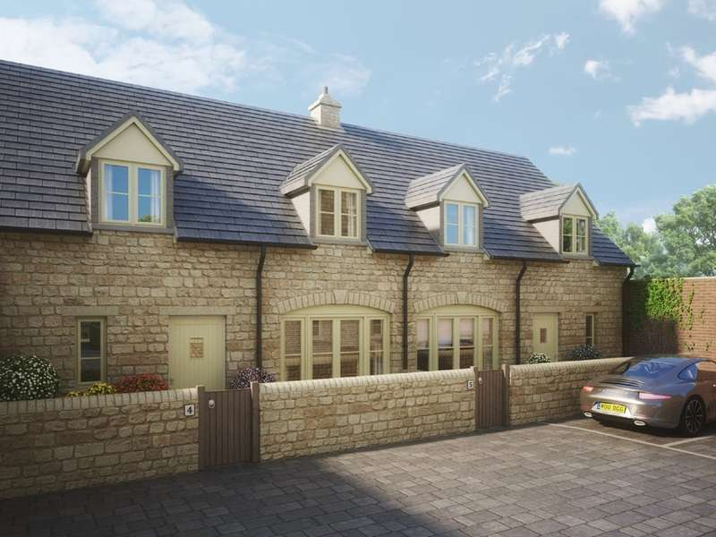 2 Bedrooms Mews House for sale in Loveday Mews, Cirencester