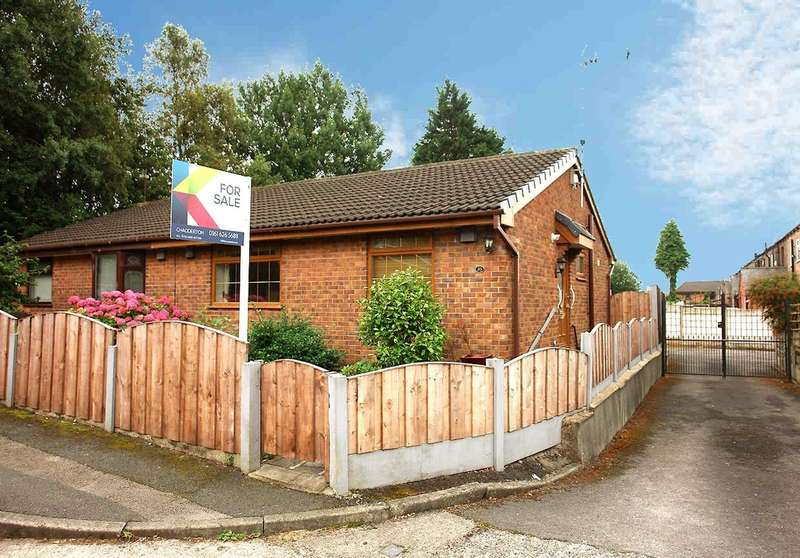 2 Bedrooms Semi Detached Bungalow for sale in 35 Laurel Avenue, Chadderton, Oldham