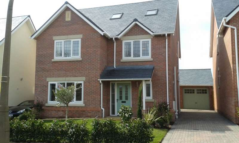 5 Bedrooms Detached House for sale in Branstree, Plot 4, Park View, Barrow In Furness, LA13 9AX