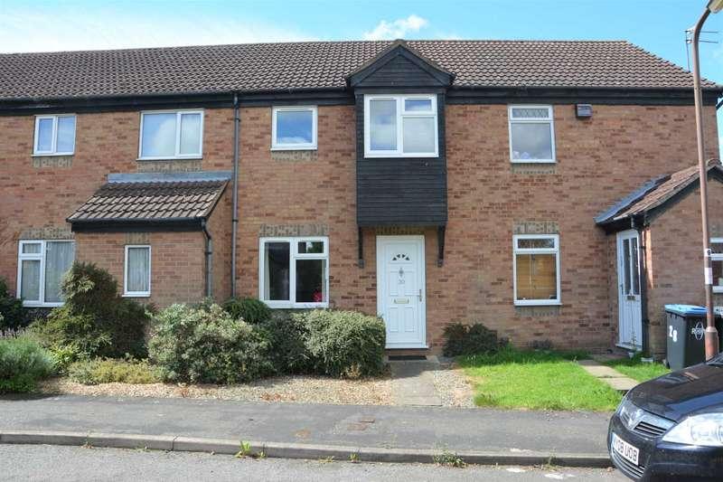 3 Bedrooms Terraced House for sale in Bracken Drive, Bilton