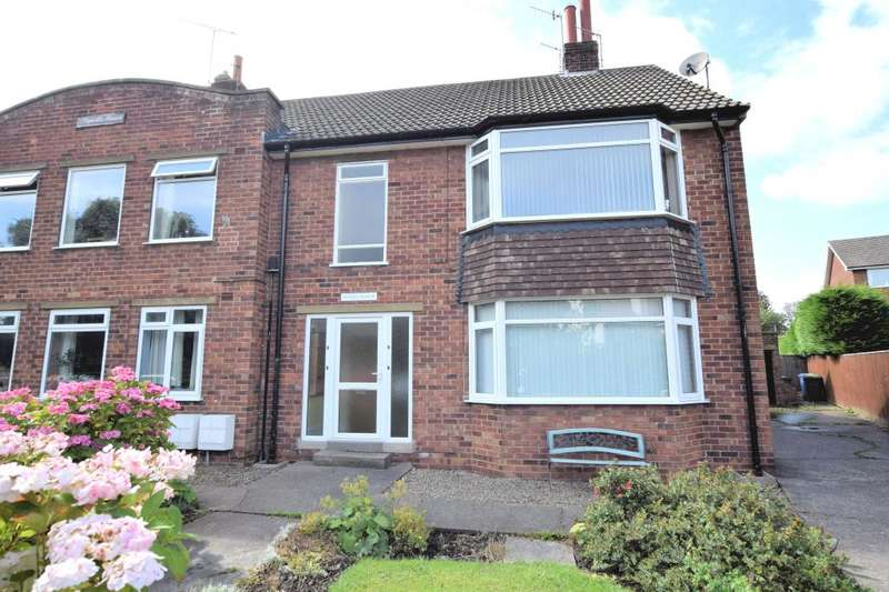 2 Bedrooms Apartment Flat for sale in Lowdale Avenue, Scarborough, North Yorkshire YO12 6JN