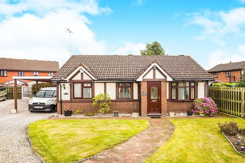 3 Bedrooms Detached Bungalow for sale in Smale Rise, Oswestry, SY11