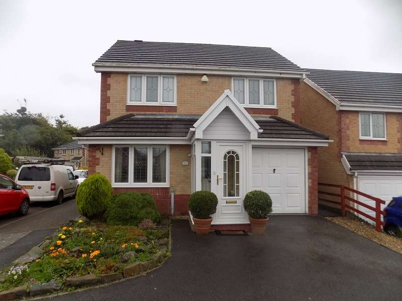 3 Bedrooms Detached House for sale in Min Y Coed , Margam Village, Port Talbot, Neath Port Talbot. SA13 2TE