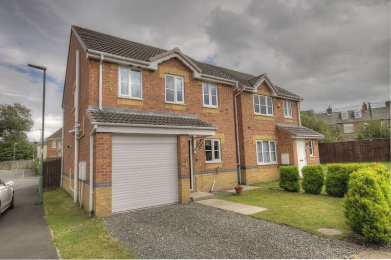 3 Bedrooms Detached House for sale in St. Ives Gardens, Leadgate, Consett, DH8