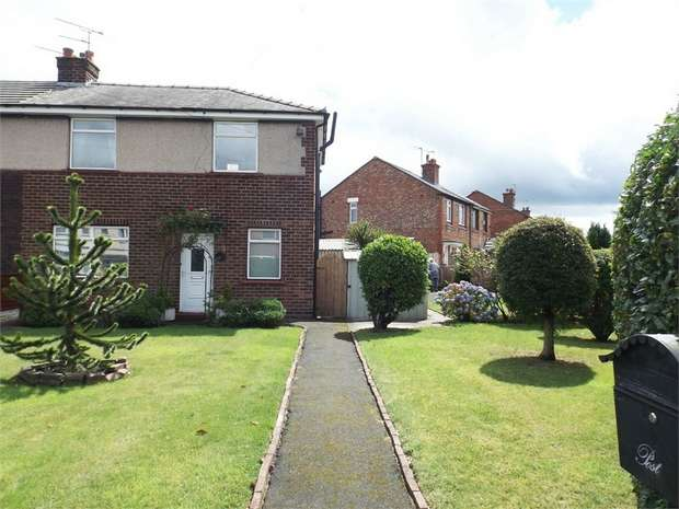 2 Bedrooms Semi Detached House for sale in Deansgate, Ellesmere Port, Cheshire