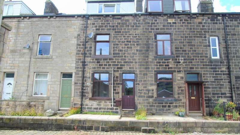 3 Bedrooms Terraced House for sale in Holme Street Todmorden