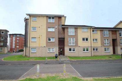 2 Bedrooms Flat for sale in Whitehill Court, Dennistoun, Glasgow
