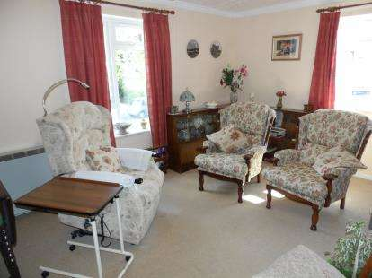 2 Bedrooms Retirement Property for sale in Regal Court, Long Street, Atherstone, Warwickshire