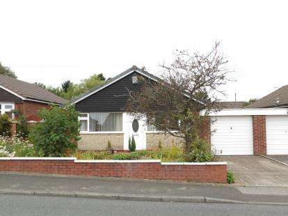 3 Bedrooms Bungalow for sale in Smethurst Lane, Morris Green, Bolton, Greater Manchester, BL3