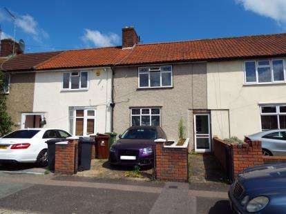 2 Bedrooms Terraced House for sale in Dagenham