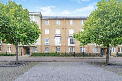3 Bedrooms Flat for sale in Messina House, Vellacott Close, Cardiff, Caerdydd