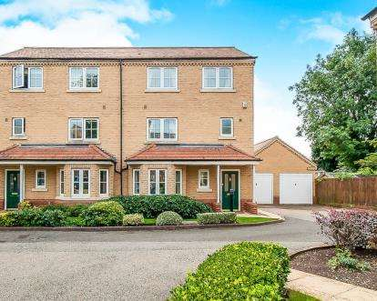 5 Bedrooms Semi Detached House for sale in Walnut Mews, Thorpe Road, Peterborough, Cambridgeshire