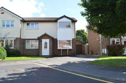 3 Bedrooms Semi Detached House for sale in Castledean, Bournemouth, Dorset