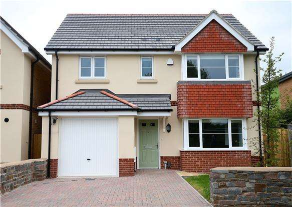 4 Bedrooms Detached House for sale in The Showhome, Heath Rise, BRISTOL, BS30 8DD