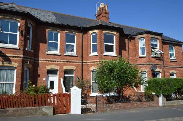 5 Bedrooms Terraced House for sale in Imperial Road, Exmouth, Devon