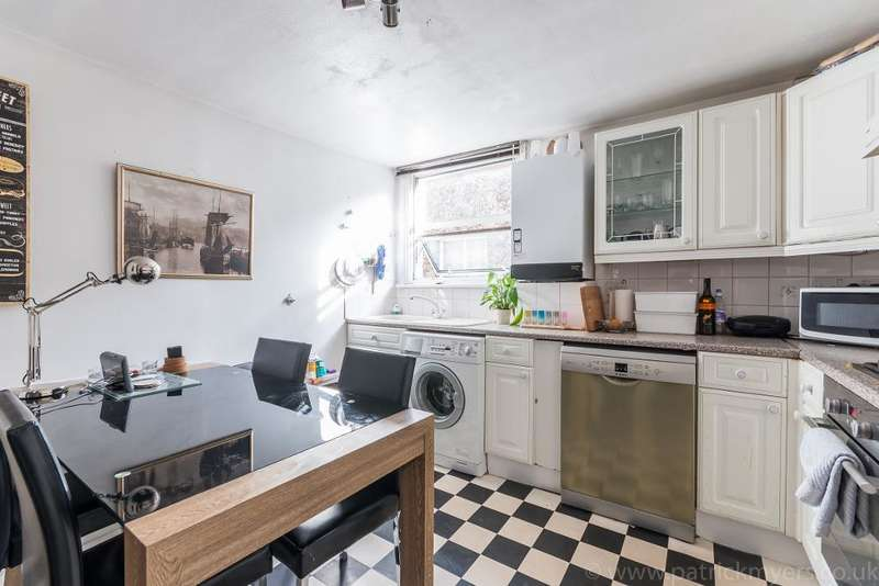 2 Bedrooms Flat for sale in Hurstbourne Road, Forest Hill, London, SE23 2AB