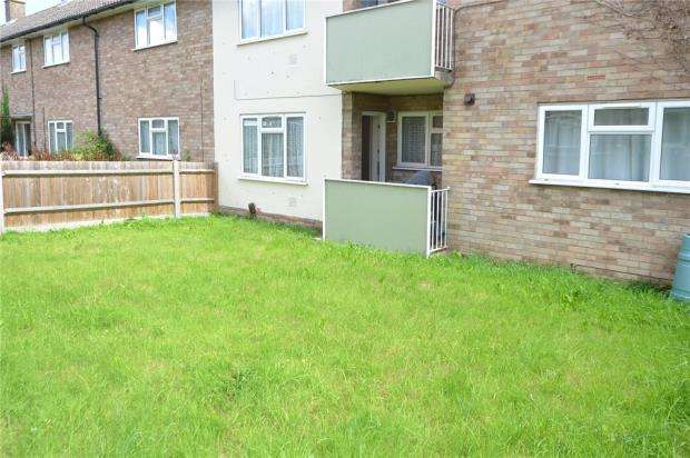 2 Bedrooms Apartment Flat for sale in Pinkerton Road, Basingstoke, Hampshire