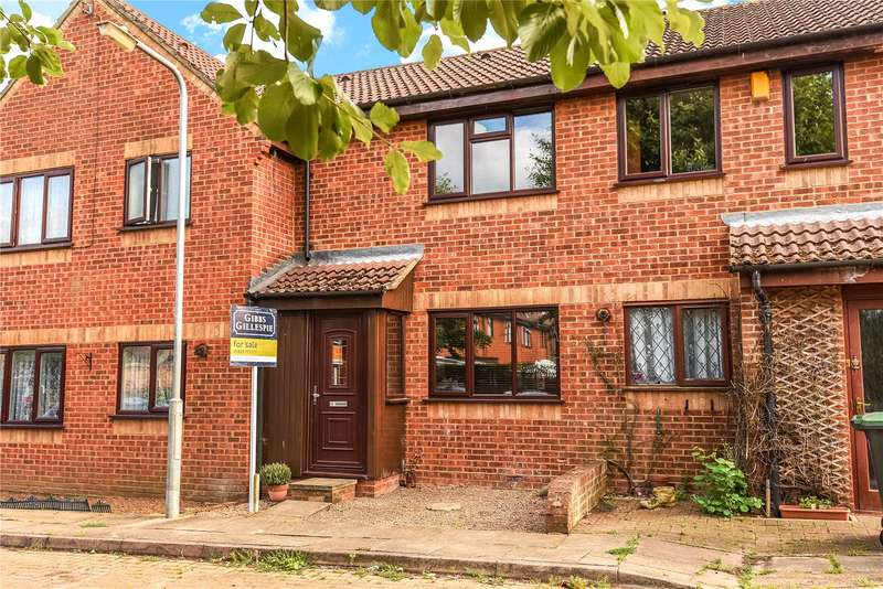 2 Bedrooms Terraced House for sale in Ladywalk, Maple Cross, Hertfordshire, WD3