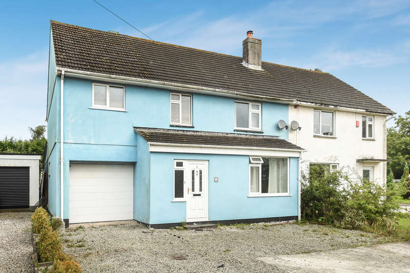 4 Bedrooms Semi Detached House for sale in Fell Close, Collaton, Near Yealmpton