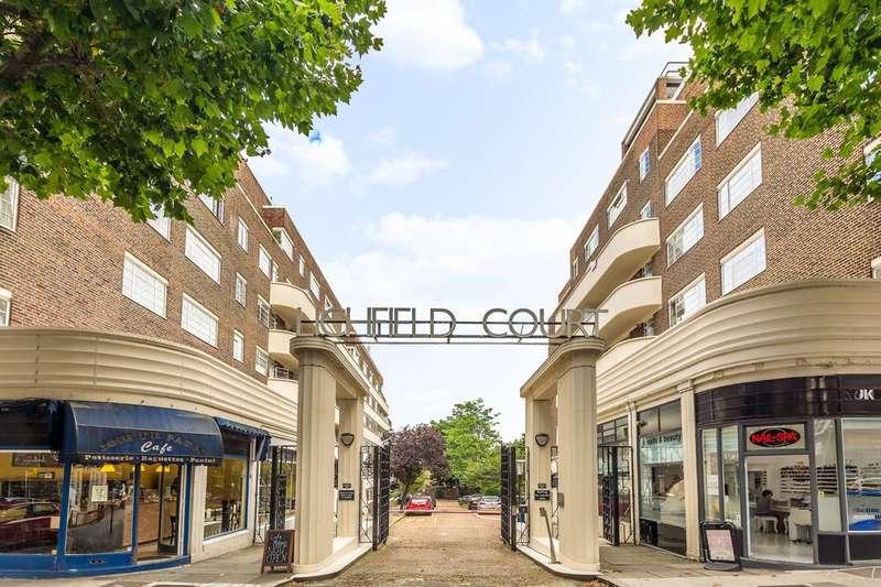 Studio Flat for sale in Lichfield Court, Sheen Road, Richmond, TW9
