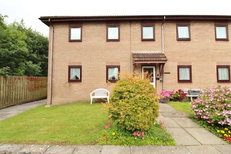 2 Bedrooms Flat for sale in Uplands Court, Rogerstone, Newport, NP10