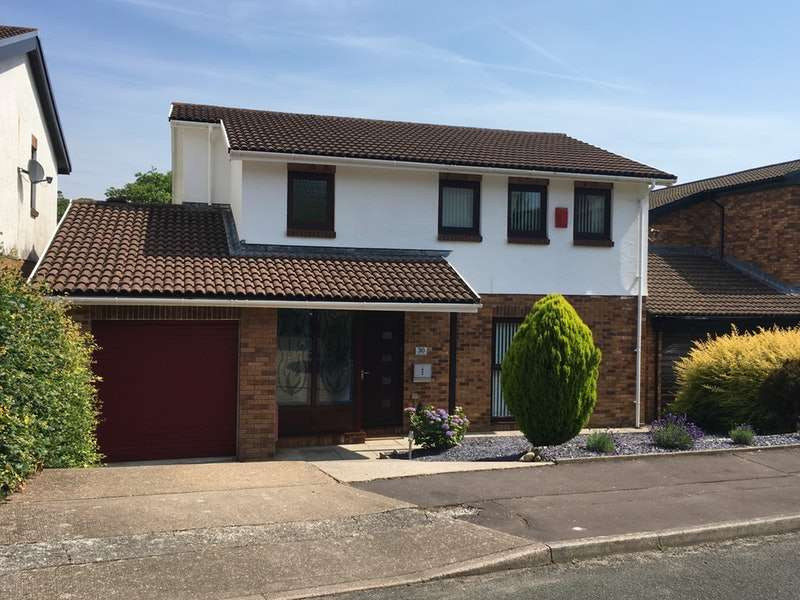 4 Bedrooms Detached House for sale in Southerndown Avenue, Swansea, Swansea, SA3