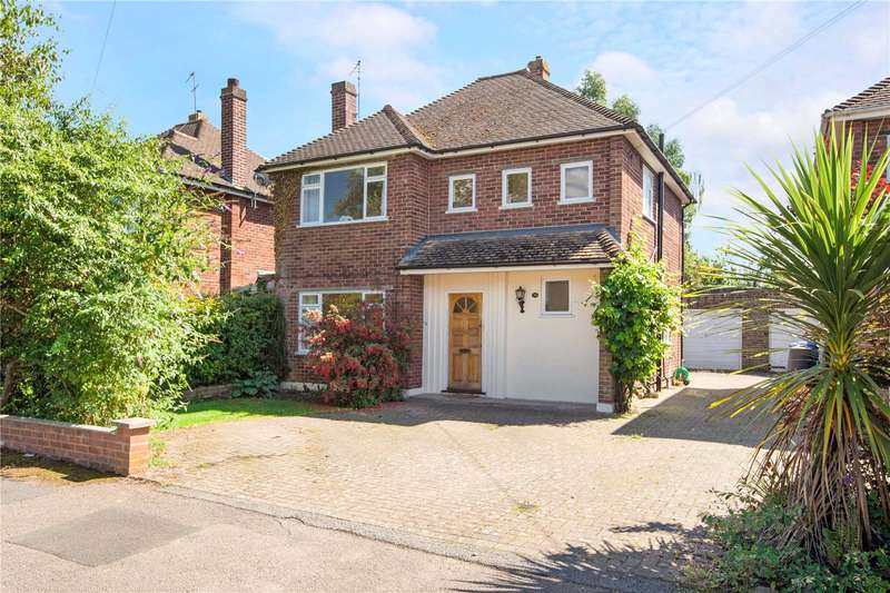3 Bedrooms Detached House for sale in Bloomfield Road, Maidenhead, Berkshire, SL6