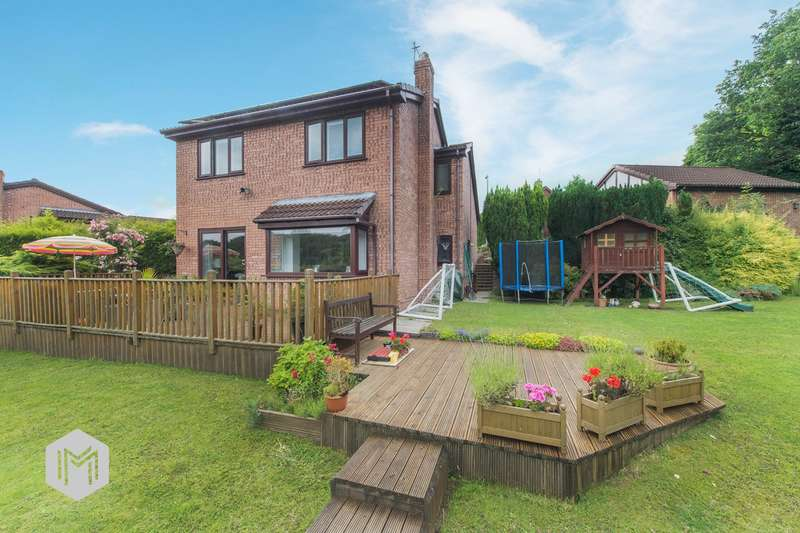 4 Bedrooms Detached House for sale in Hathaway Drive, Bolton, BL1
