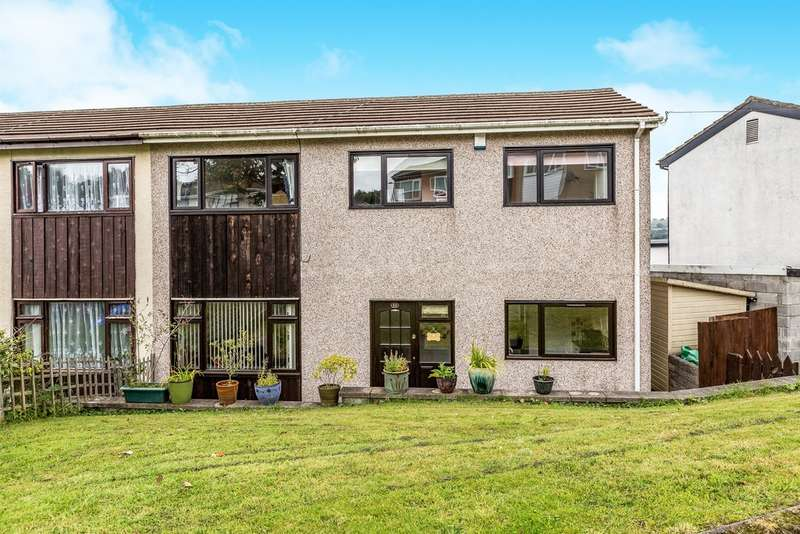 3 Bedrooms Semi Detached House for sale in Coed Yr Haf, Ystrad Mynach, Hengoed