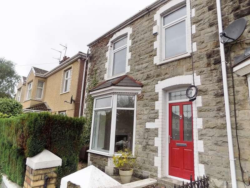 3 Bedrooms End Of Terrace House for sale in Coity Road, Bridgend. CF31 1LU