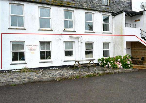 2 Bedrooms Apartment Flat for sale in Portmellon, St. Austell, Cornwall, PL26