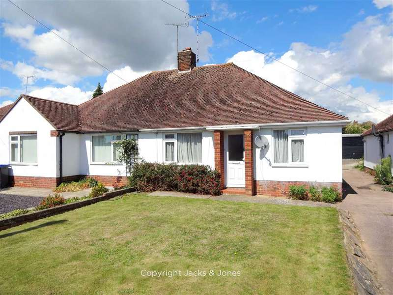 2 Bedrooms Bungalow for sale in Salvington Road, Worthing, BN13