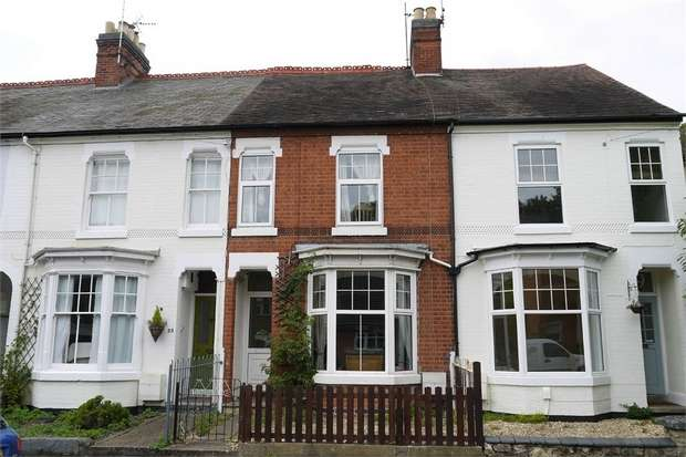 3 Bedrooms Terraced House for sale in Victoria Avenue, Market Harborough, Leicestershire