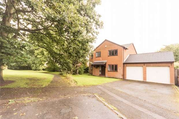 4 Bedrooms Detached House for sale in Grosvenor Close, Lichfield, Staffordshire