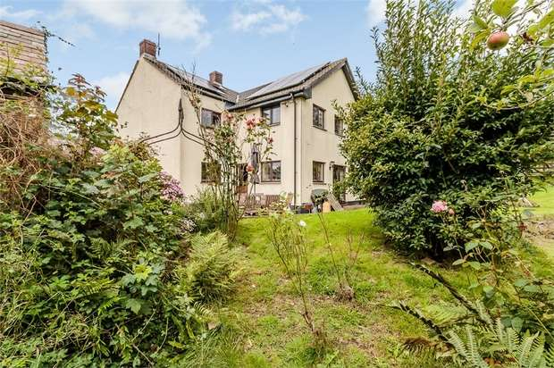 4 Bedrooms Detached House for sale in Mill Road, Beaford, Winkleigh, Devon