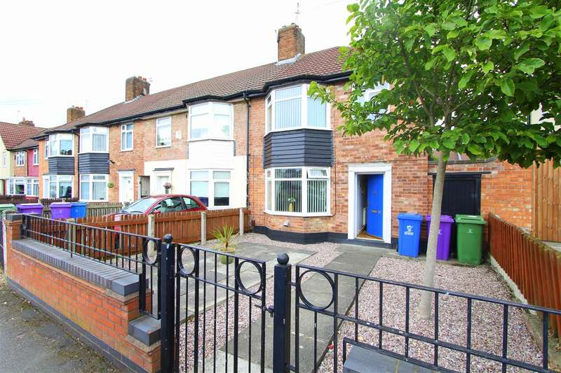 3 Bedrooms Town House for sale in Finch Road, Dovecot, Liverpool