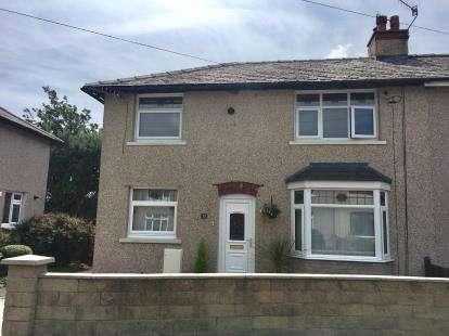 2 Bedrooms Semi Detached House for sale in Beaumont Place, Lancaster, Lancashire, LA1
