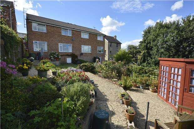 3 Bedrooms Semi Detached House for sale in Coronation Road, Stroud, Gloucestershire, GL5 3SL
