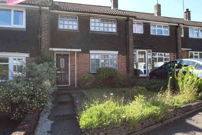 3 Bedrooms Terraced House for sale in Housewood End, Hemel Hempstead, HP1 3LP