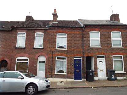 3 Bedrooms Terraced House for sale in Jubilee Street, Luton, Bedfordshire