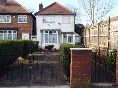 3 Bedrooms Detached House for sale in Grosvenor Road, Handsworth, Birmingham, West Midlands
